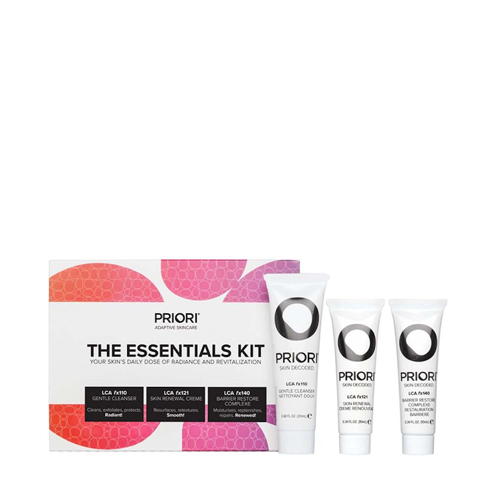 Priori Skincare The Essentials Kit