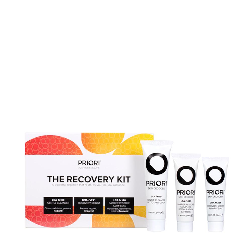 Priori Skincare The Recovery Kit